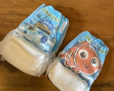 Free Huggies little swimmers size small