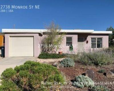 2738 Monroe St Ne, Albuquerque, NM 87110 2 Bedroom House