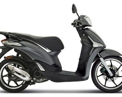 2020 Piaggio Liberty S 50 Scooter Shelbyville, IN