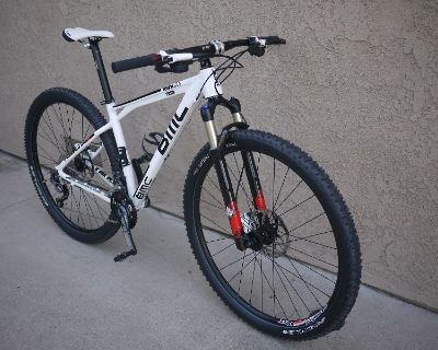 BMC Team Elite TE29 Mountain Bike