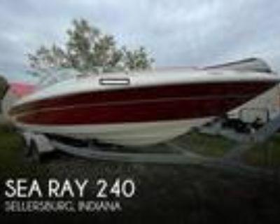 Sea Ray - 240 Bowrider