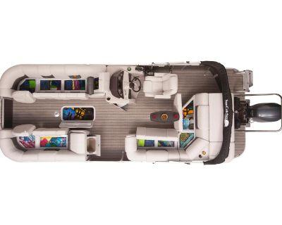 2021 SunCatcher Fusion 322C Pontoon Boats Kenner, LA