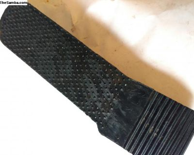 Plastic replacement gas pedal 111 721 507 F