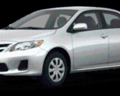 2011 Toyota Corolla LE Automatic