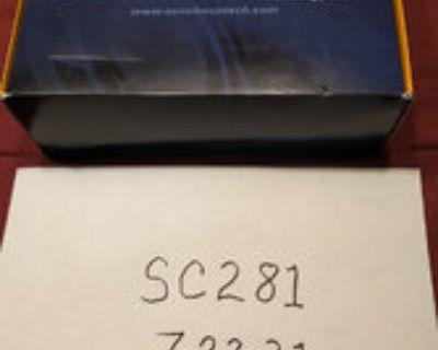 FOR SALE: - Aeroforce Ford CN Series DUAL Interceptor Scan Gauges