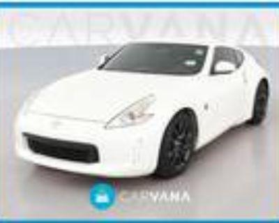2015 Nissan 370Z White, 80K miles