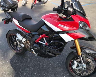 2012 Ducati Multistrada 1200 S Pikes Peak Dual Purpose San Jose, CA