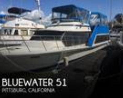 51 foot Bluewater 51 Coastal Cruiser