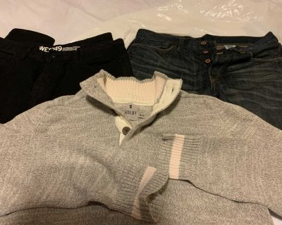 Youth Clothing-Excellent Used Condition