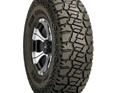 all terrain tire set - DC Fun Country 285/70R17 (x4)