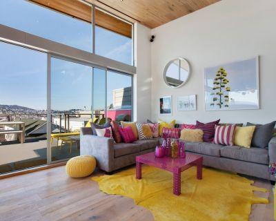 Beautiful Views From Sunny, Modern Family Home - Potrero Hill