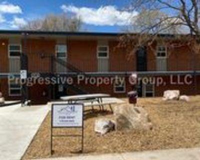 3014 N Arcadia St #108, Colorado Springs, CO 80907 1 Bedroom Apartment