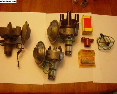 Restored Distributors 1969-1970 1600 cc