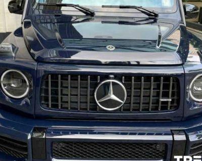 2021 Mercedes-Benz G-Class AMG G 63