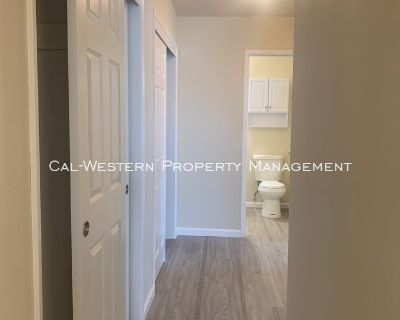LARGE REMODELED: 2 bed x 1 bath apartment on 3rd off Jackson
