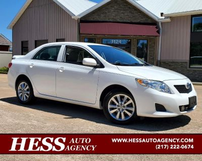 Used 2009 Toyota Corolla LE 4-Speed AT
