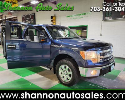 Used 2014 Ford F-150 XLT SuperCab 6.5-ft. BEd