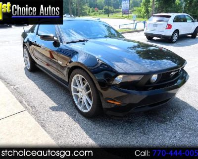 Used 2012 Ford Mustang 2dr Cpe GT