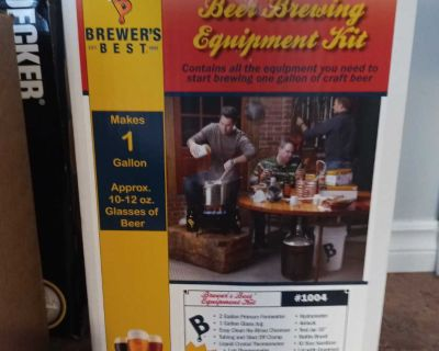 Beer and Wine Kit