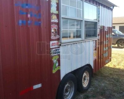 2019 - 8' x 16' Licensed Street Food Concession Trailer