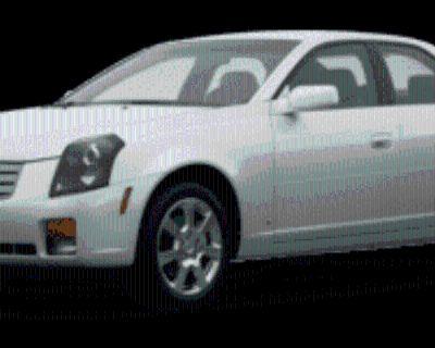 2007 Cadillac CTS Sedan 2.8L