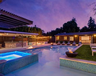 Your Own Private RESORT! 9BR/10BA Gated Compound - Studio City