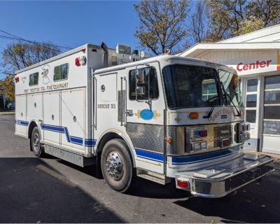 1988 International Fire Truck