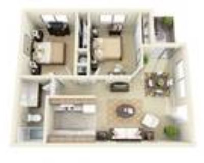 The Vistas Apartment Homes - The Riverside