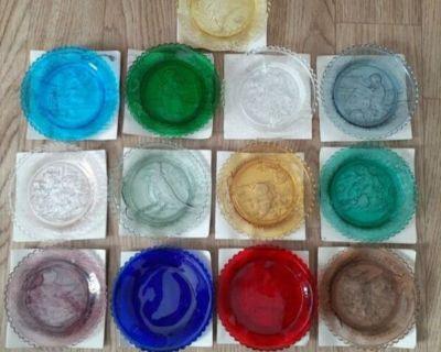 Nursery Rhyme Cup Plate Set