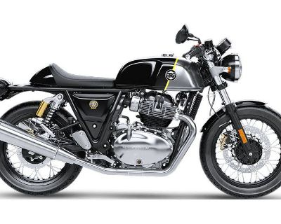 2020 Royal Enfield Continental GT 650 Cruiser Indianapolis, IN