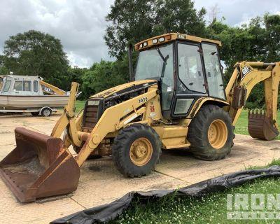 1999 Cat 416C 4x4 Backhoe Loader