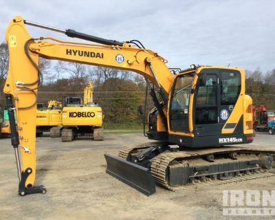 2019 (unverified) Hyundai HX145LCR Track Excavator