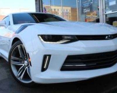 2016 Chevrolet Camaro LT with 1LT Coupe