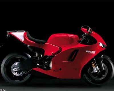 2008 Ducati Desmosedici RR Supersport Norfolk, VA