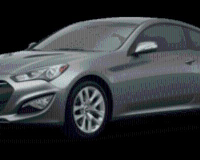 2015 Hyundai Genesis Coupe 3.8 Ultimate with Tan Seats Automatic