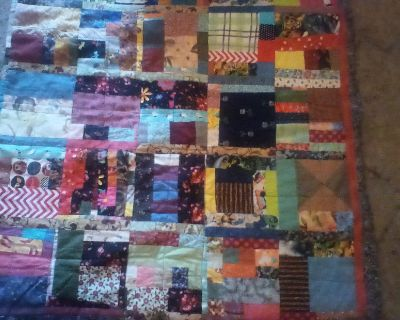 King Size homemade Quilt