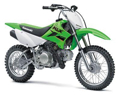 2022 Kawasaki KLX 110R Motorcycle Off Road Clearwater, FL