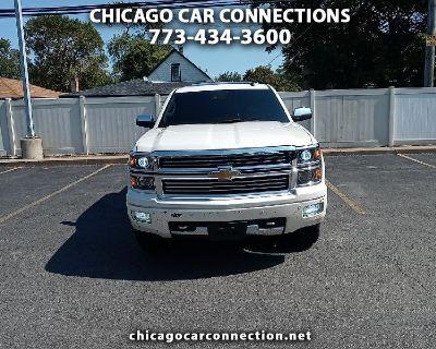 2014 Chevrolet Silverado 1500 High Country Crew Cab 4WD