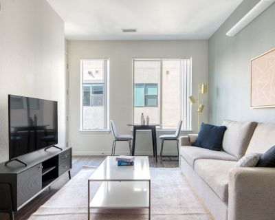 Charming Lohi 1BR w/ W/d, Gym, 1 Block From Platte St Bars, by Blueground - Highland