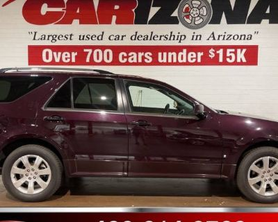 2008 Cadillac SRX Standard