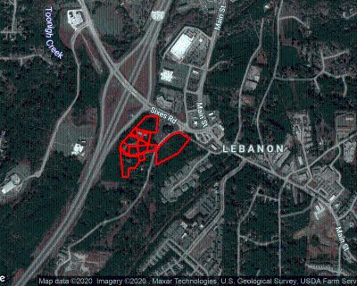 Mixed-Use Assemblage +/-20 Acres With Interstate I-575 Frontage