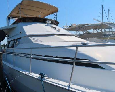1997 Mainship 47 Motor Yacht