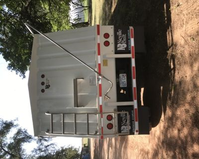 38.5 foot Neville semi trailer with airride