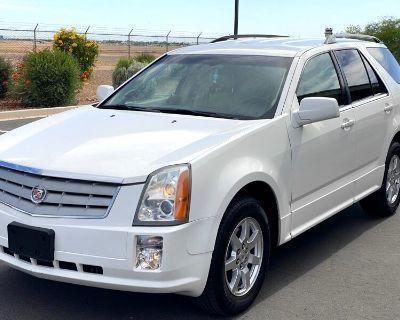 Used 2009 Cadillac SRX 4D SUV AWD V6
