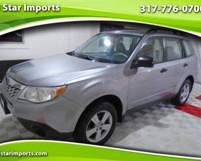 2011 Subaru Forester 4dr Auto 2.5X w/Alloy Wheel Value Pkg