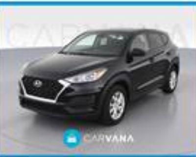 2019 Hyundai Tucson Black, 14K miles