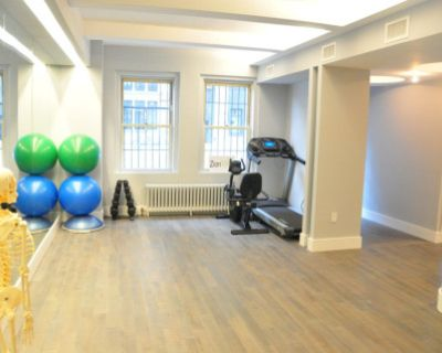 Spacious Private Gym/Event Space with 4 Private Rooms, New York, NY