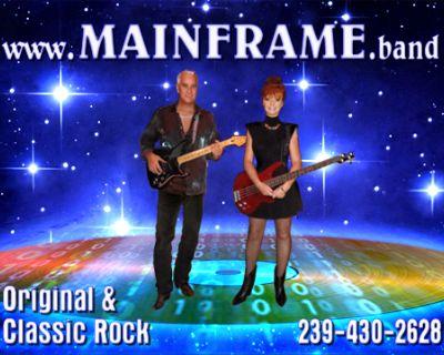 MAINFRAME a Classic Rock Duo