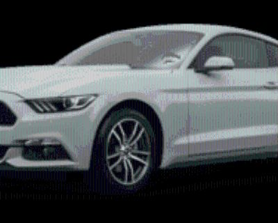 2017 Ford Mustang EcoBoost Premium