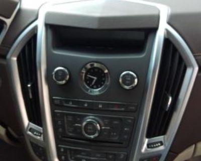2011 Cadillac Srx Control Panel Unit Radio,dvd And Navigation Pop Up Screen Oem
